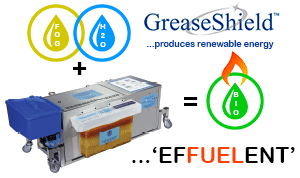 GreaseShield Effuelent