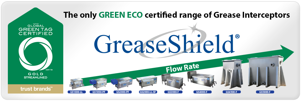 The Only ECO Grease Interceptor in the World!